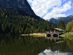 Un climat idéal pour les randonnés dans les alpes bavaroises