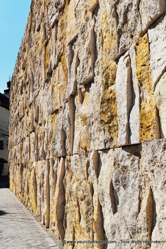 Architecture originale de la Synagoge de Munich en Bavière