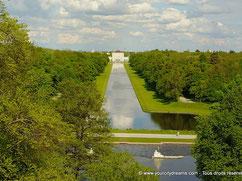 canal du château de Nymphenburg