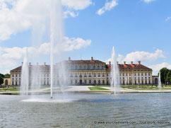 châteaux Munich