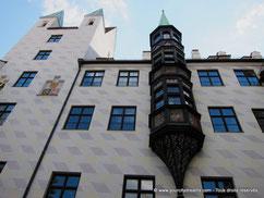 Voyage - L´alter Hof est l´ancienne résidence des rois bavarois