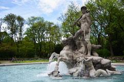 jardin botanique Munich