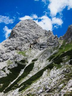 sommet alpin