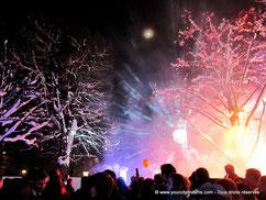Fêtes du nouvel an à Munich