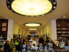Shopping à Munich, Manufactum, boutique avec des produits de qualité