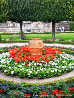 Jardin à Nuremberg