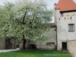 cour Burghausen
