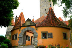 remparts rothenburg
