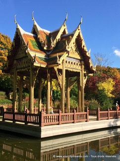 Temple thaïlandais