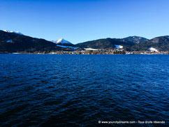 Lac au printemps