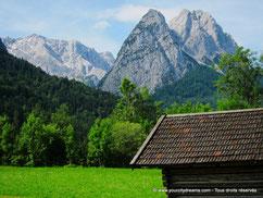 Voyage en Bavière - Randonnées au printemps