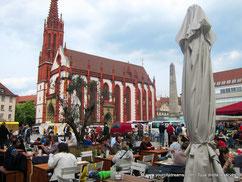 Marktplatz Wurtzbourg