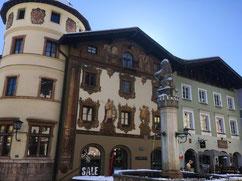 place Berchtesgaden