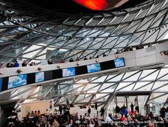 BMW Welt Baviere