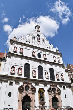 façade Saint Michel