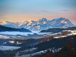 Alpes en Bavière