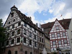 Maison de Pilate à Nuremberg