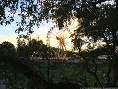 Les concerts du festival Impark sont très visités à Munich.