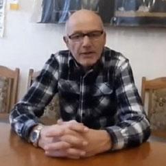 Rüdiger Wilke - Gründungsmitglied Oder-Neiße-Friedensgrenze