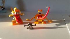 Paula (Valladolid) Mixels Lego