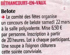 Annonce : Aisne Nouvelle.