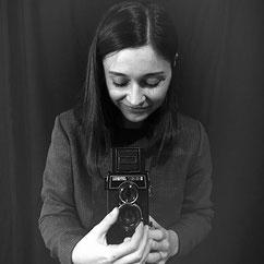 Michela Goretti, artista, fotografa, scrittrice, Fiesole, Firenze, Italy