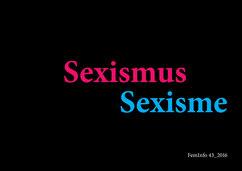 FemInfo 43 2016 - Sexismus