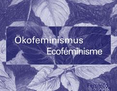 FemInfo 53 2019 - Ökofeminismus