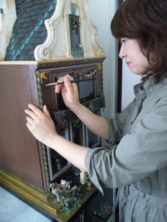 ドールハウス作家 Masumi