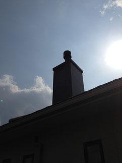 神奈川県清川村薪ストーブ設置
