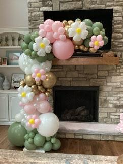 Air-Filled Balloon Column Evansville Indiana