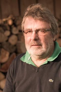 Firmengründer Kachelofen- und Luftheizungsbauer Werner Dingfeld