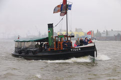 Steam Tug Tiger