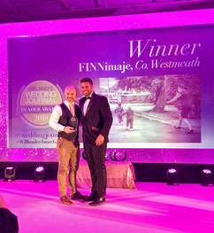 Ireland Wedding Photographer of the year goes to JASON FINNANE of FINNimaje Wedding Photography