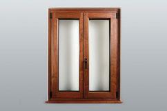 Bronze Fenster / Innenansicht