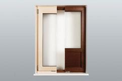 Fenster Renovierung / Innenansicht