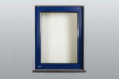 Holz-Alu-Fenster Modern / Aussenansicht