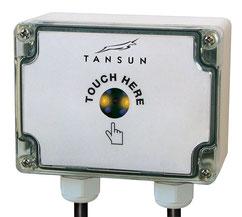 Touch Timer Zeitschaltuhr mit Sensor für Infrarot Heizungen
