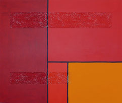informelle Malerei auf Leinwand