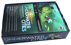 folded space insert organizer underwater cities