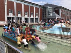 プール・水遊びの遊び場。名古屋を中心に「プール・水遊び」で遊べる公園や施設まとめ