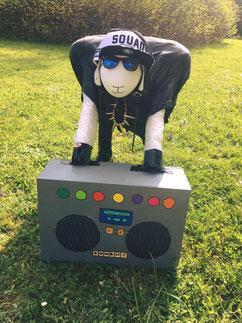 'Snoop Sheep' (6. Schuljahr, Lehrerin Nadine Moes)