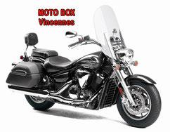 Une YAMAHA s'achète chez Moto Box à Vincennes