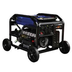 Generador Eléctrico Hyundai HYE6000