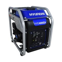 Generador Inverter Hyundai HYE 4000IA