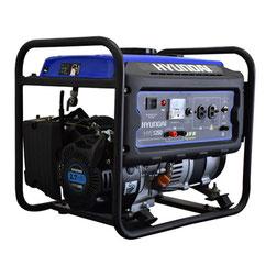Generador Eléctrico Hyundai HYE1250