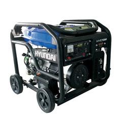 Generador Eléctrico Hyundai HYE7250