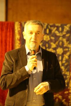 Christian Bordaz Maire de Génissieux