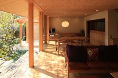 前事務所担当物件(横内敏人建築設計事務所):二軒の家(西の家) 画像