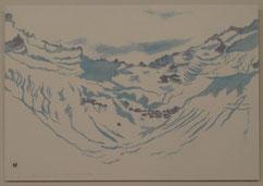 17 Gletscherschwund im Fextal GR